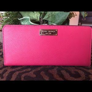 Henri Bender Pink Wallet
